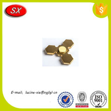 High quality custom bearing hand Finger Spinner Toys metal Fidget Spinner