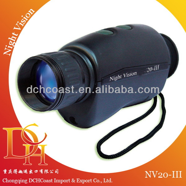 Promotional handheld night vision for hunting