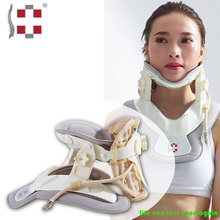 neck massage hernia support traction belt