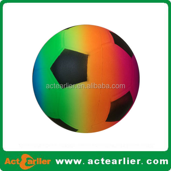 cheap rainbow soccer ball, basketball, volleyball in high quality