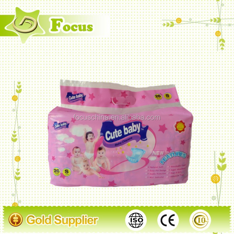 Super Absorption and Breathable Diaper Baby Diaper,sleep baby diaper