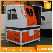 Imported Servo Motor and Linear Guide Rail china mini laser cutting machine metal