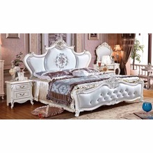 cheap bed room furniture bedroom set Furniture king size European bed Antique Bedroom Set royal bedroom furniture