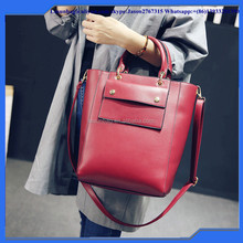 2016 Big Size Lady Latest Brand Design Tote Bag Fashionable Ladies Handbags International Brand