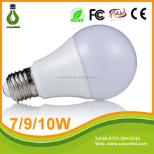 China import direct top selling products e27 AC100-240V 10w led bulb light in alibaba