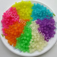 Funny Korean Colorful Star Shaped Candy