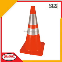 70CM Height Flexible Safety Soft Traffic