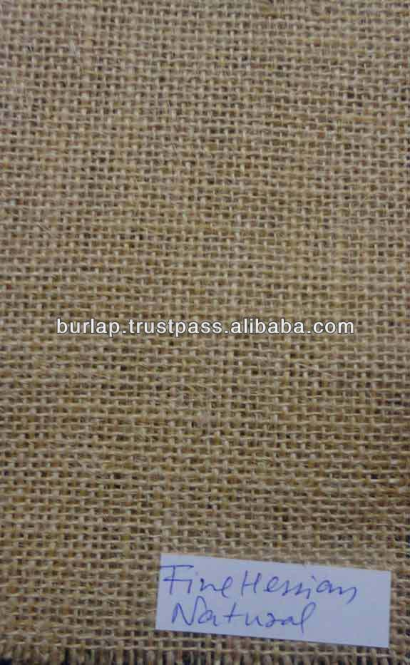 jute canvas fabric