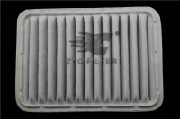 17801-B1010 PET car air filter for toyota