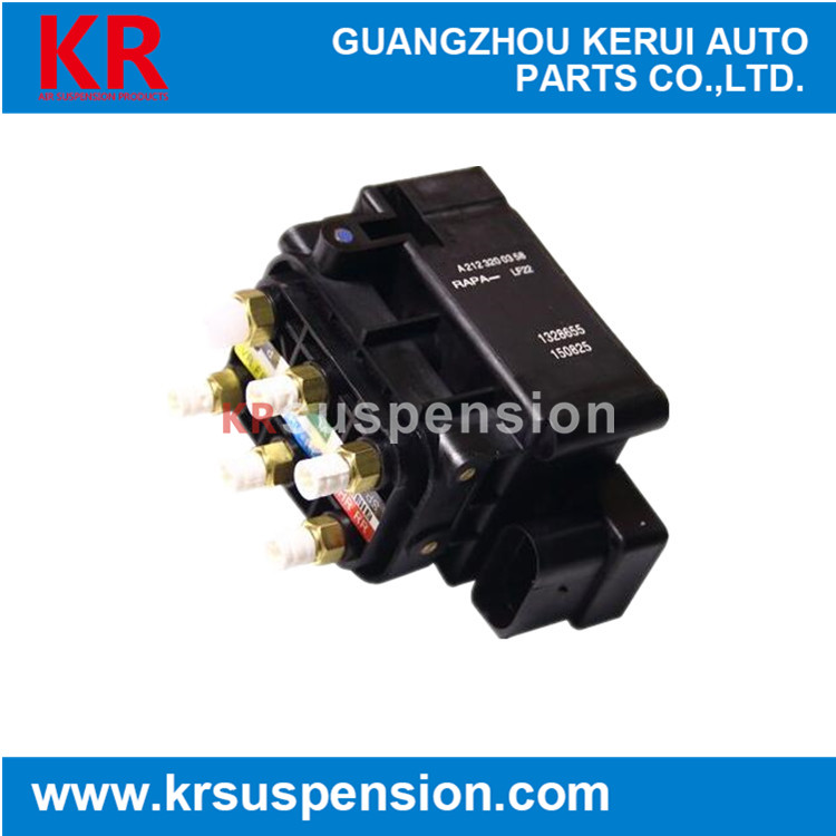<strong>Mercedes</strong> BenzS-Class W251 OEM Suspension Air Supply Solenoid Valve Block R010