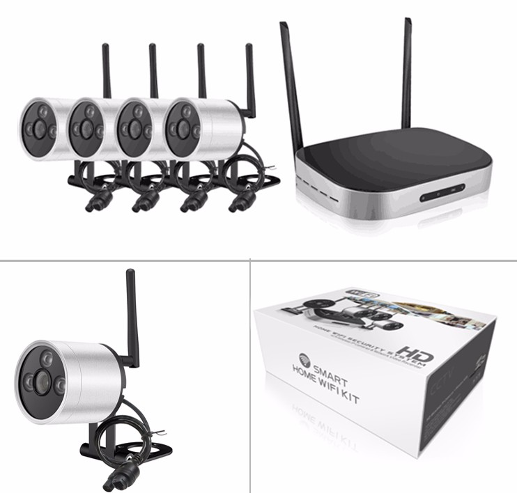 WI-FI Network IP Security Spy Video wireless ip camera