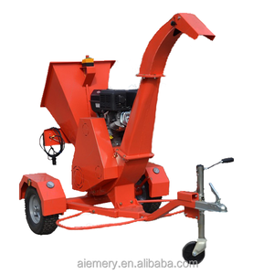 13hp petrol garden wood chipper shredder for sale