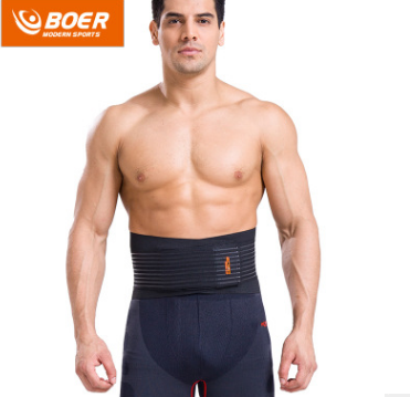 Customized back brace waist support/neoprene waist support made in China