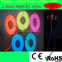 Promotion cheap price el neon light wire/el wire kits/el wire roll wholesale