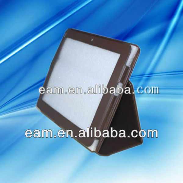 pu leather caseS without keyboard for samsung galaxy tab 7510/7500