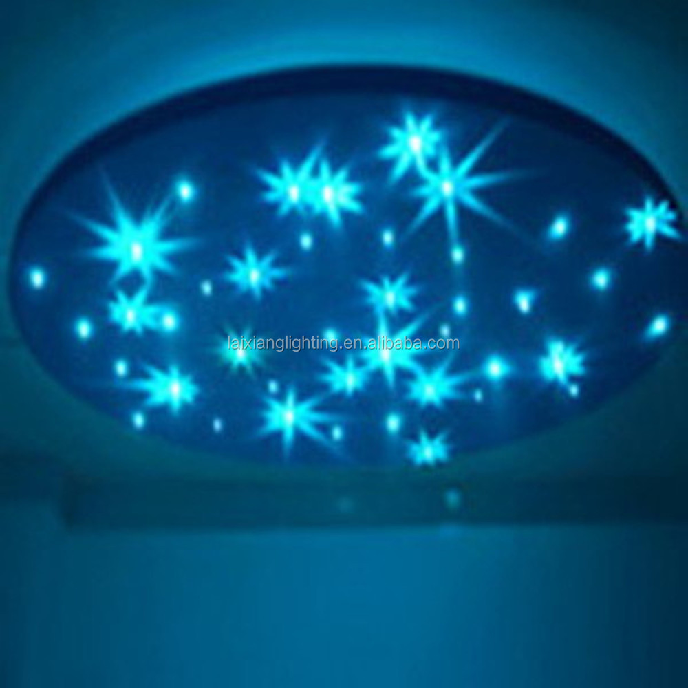 Shooting star & twinkle roof ceiling design, sky ceiling light