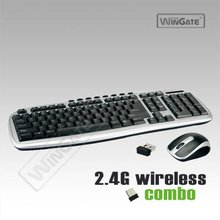 2012 wireless Keyboard Mouse Combo
