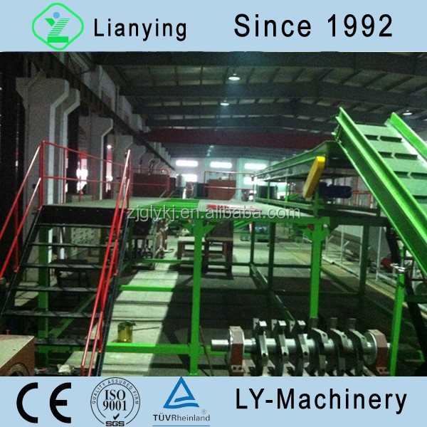 Recycle Washing Line Large Sorting Platform SP-10m-800-13