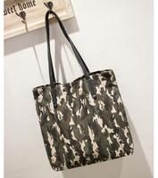 online shopping printed nylon camouflage bag ladies folding tool bag cotton nylon