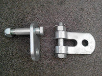 made in China OEM TWISTED CLEVIS,hinge