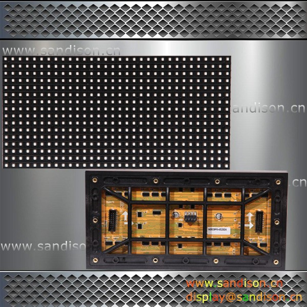 SMD P8 high definition outdoor led screen Pixel Pitch 8 Outdoor LED Panel Display
