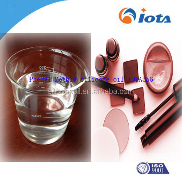 IOTA 556 Phenyl Methyl Silicone Oil Decolorizing Agent For Creams