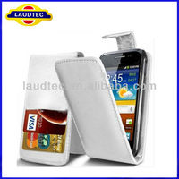 Hot Selling Flip Leather Case Cover for Samsung Galaxy ace i8160