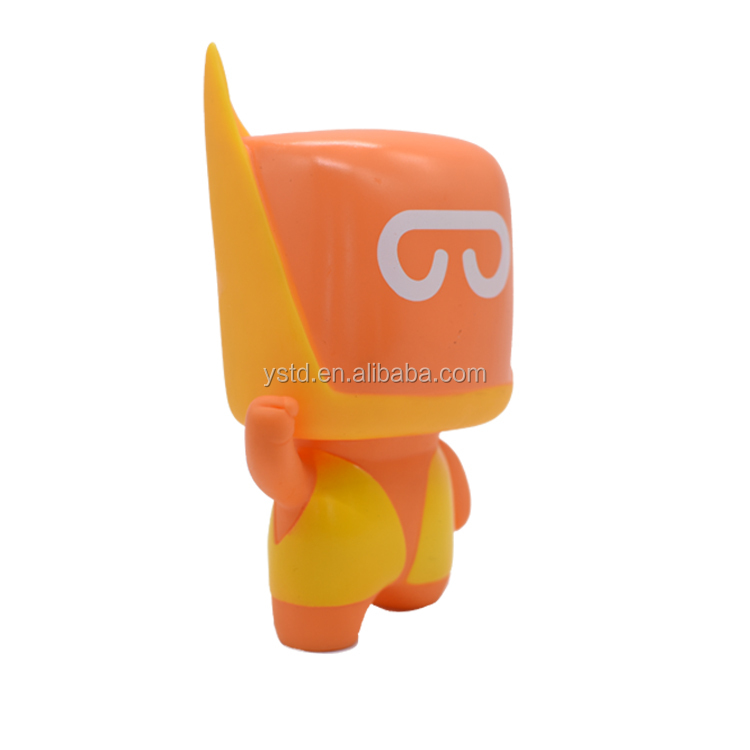 Professional vinyl toy manufacturer,custom made vinyl toy figure toys