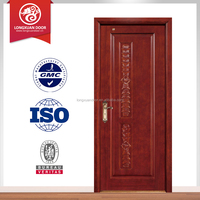 Indian style swing open style interior wood doors designs for sales