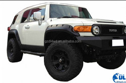 China auto parts 4x4 off road used toyota fj cruiser fender flares for toyota