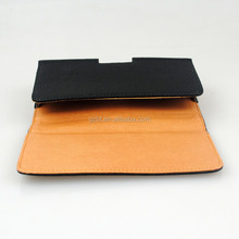 Universal men design pu leather tablet holster for IPAD MINI 2