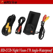 eeMrke For Audi A3 A4 A5 A6 Handle Rear View Camera / Back Up Parking Camera / HD CCD Night Vision NTSC PAL Waterproof