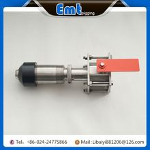 Hot sale new design chemical pipeline pig receiver & launcher
