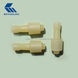 Shock price rubber tube stopper for freeze-dry preparation bottle