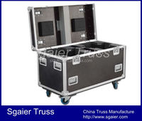 Sgaier customized keyboard Aluminium Flight Case