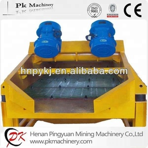 High Quality Sludge Sand Dewatering Vibrating Screen