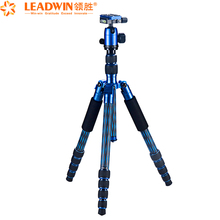 2018 Leadwin Hot selling New product 306 carbon fiber camera projector tripod stand professional digital camera tripod
