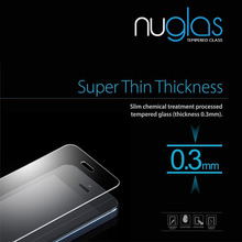 Nuglas Anti-scratch 9H High Transparency Tempered Glass Screen Protector for iPhone 5