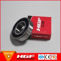 High quality low noise draught exhaust fan ball bearing 6001 2RS ZZ