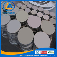 321 304 316 SS Circle Stainless Steel Round Plate