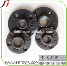 Flange solid shaft encoder iron pipe flange Stainless