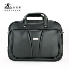 quality pu bag leather laptop bag