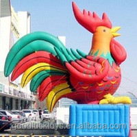 Vivid 5mH inflatable cartoon cock/rooster