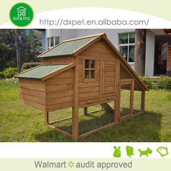 DXH019 durable made in China chicken coop for 2 hens