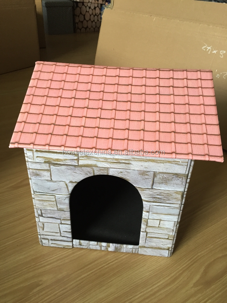 foldable pet house