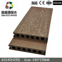 To Bolivarian Republic of Venezuela WPC Decking Board with High Quality/WPC decking Manufacturer In China