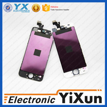 Gold supplier mobile phone lcd touch screen for iphone 5g new arrival