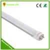 CE ROHS AC85V-265V frosted transparent half Aluminum half PC 600mm 900mm 1200mm 150cm LED tube,T8 LED tube, price led tube light