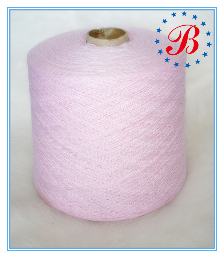 Factory Supply Low Price and Top Quality 36Nm/1 Raw White Long Fiber 100% Ramie Yarn