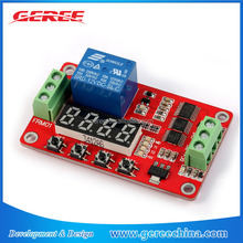 Geree FRM01 DC 12v 24V multifunction relay Module car light control photoresistor latching timer relay